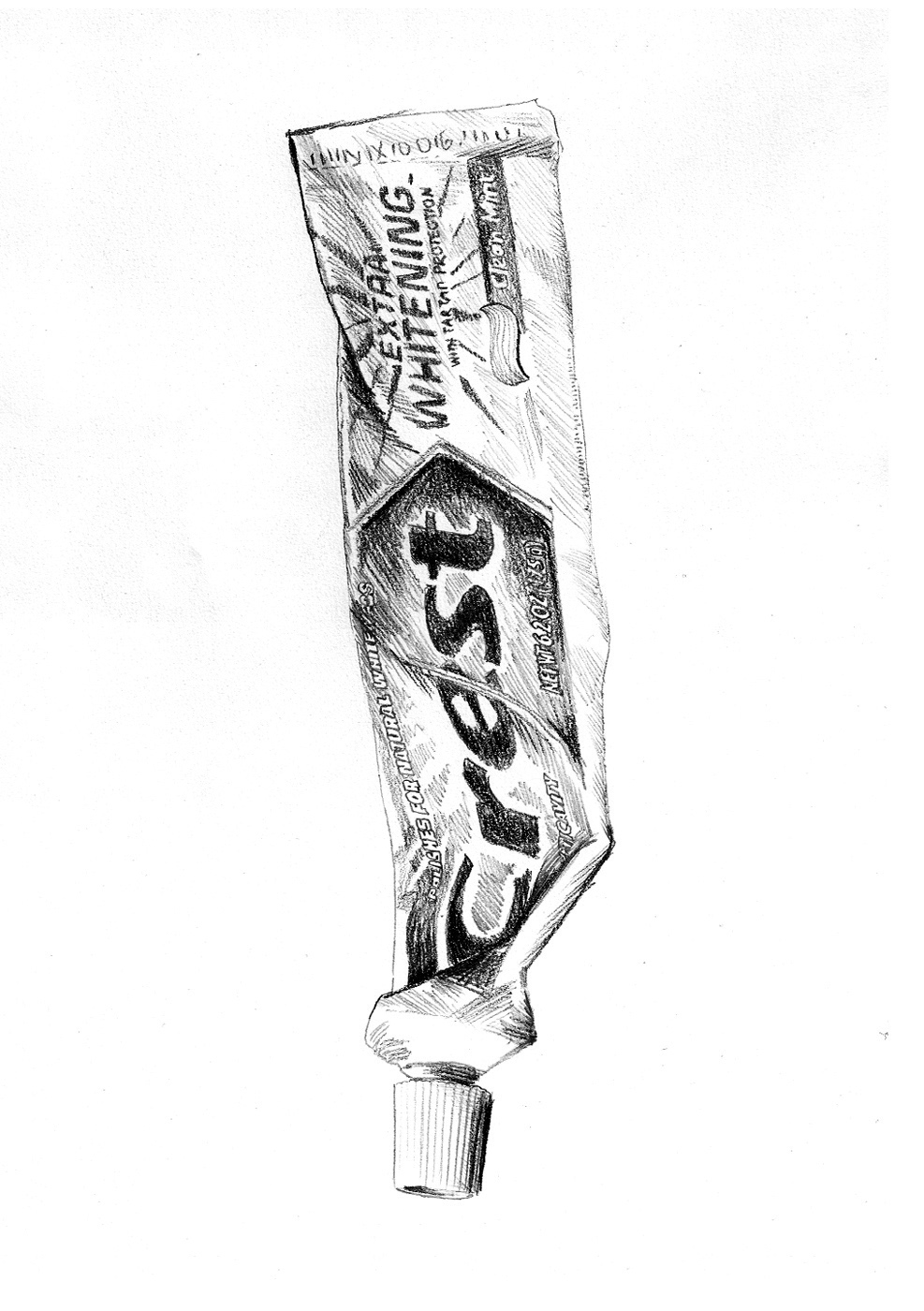 fig. 4. Toothpaste