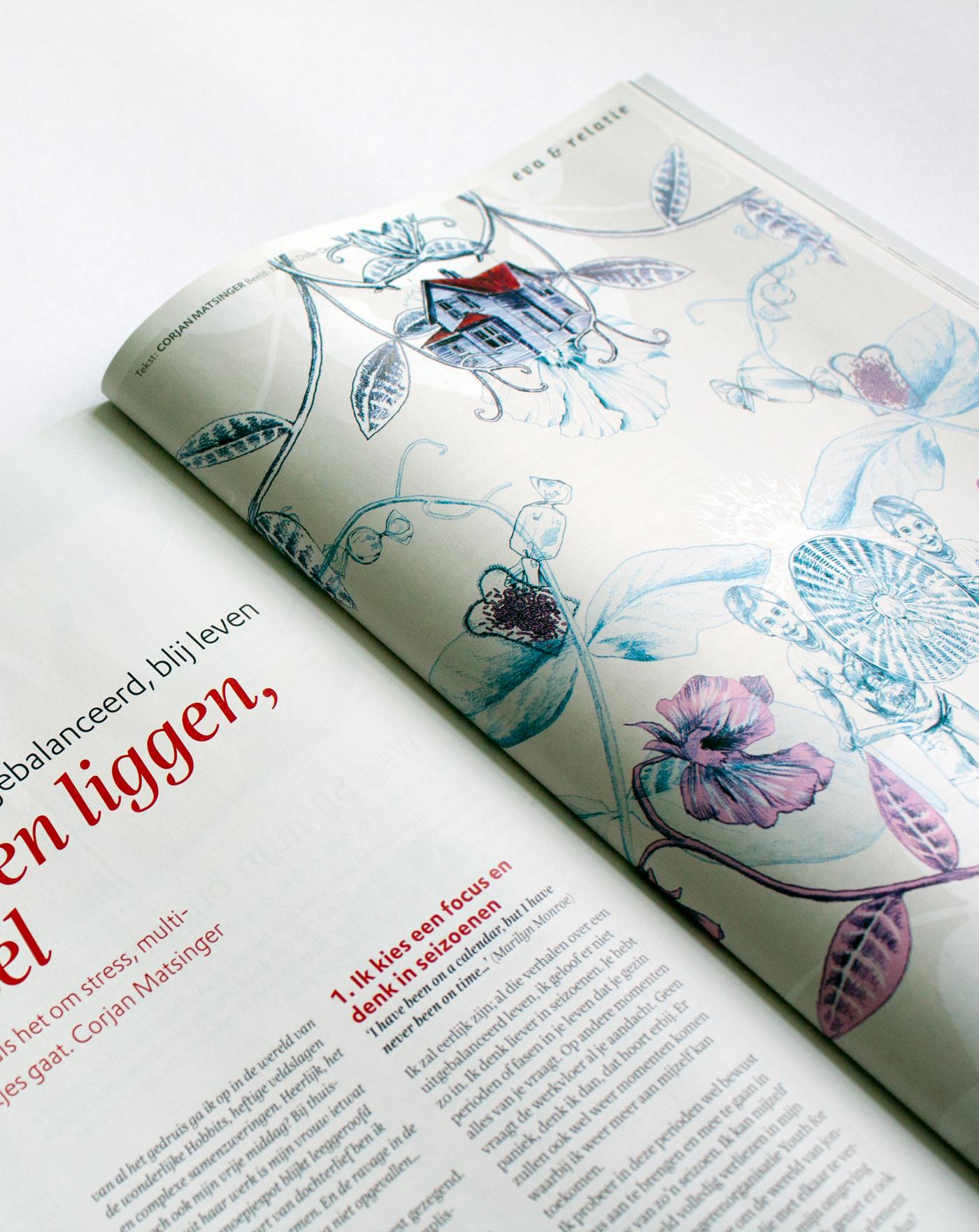 fig. 3. Magazine illustration