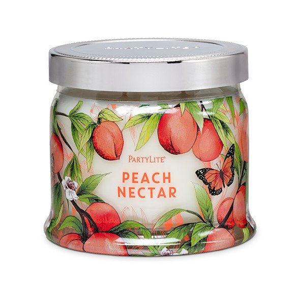 fig. 16. Peach Nectar candle