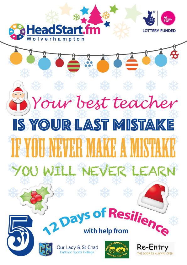 12 Days of HeadStart Resilience