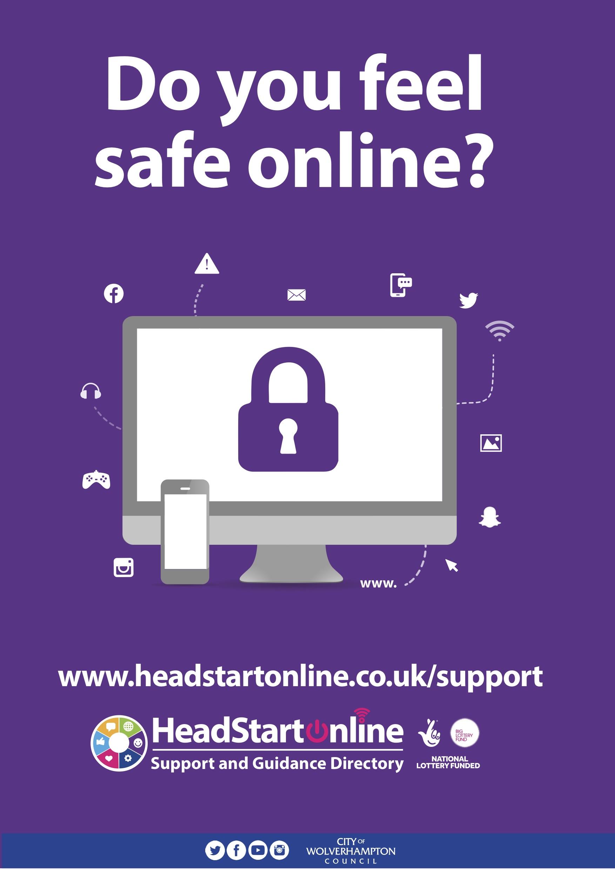 Do you feel safe online?