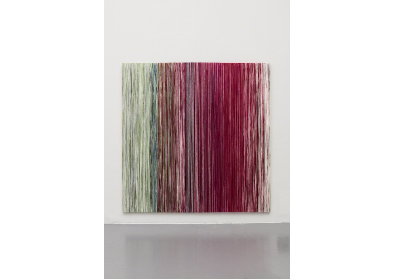 Message With Texture , Sheila Hicks, 2015.