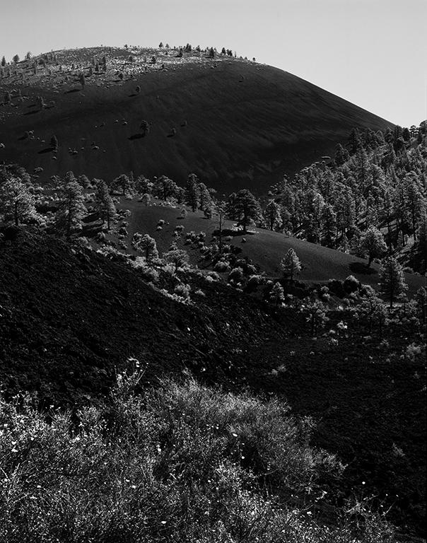 """Shiprock Peak, New Mexico""// Richard Sprengeler // Photograph"