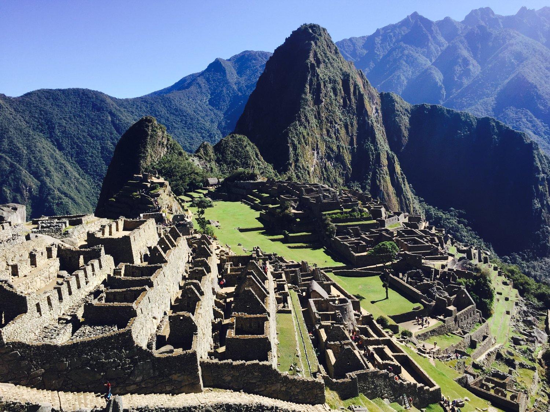 Machu Pichu, Cusco