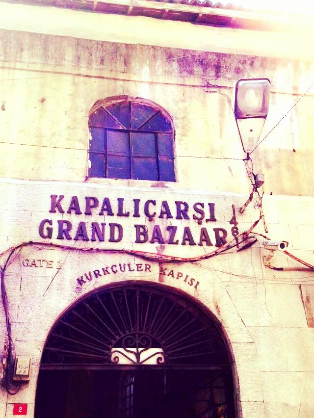 Grand Bazaar, Beyazit