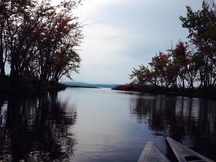 Saco River, New Hampshire