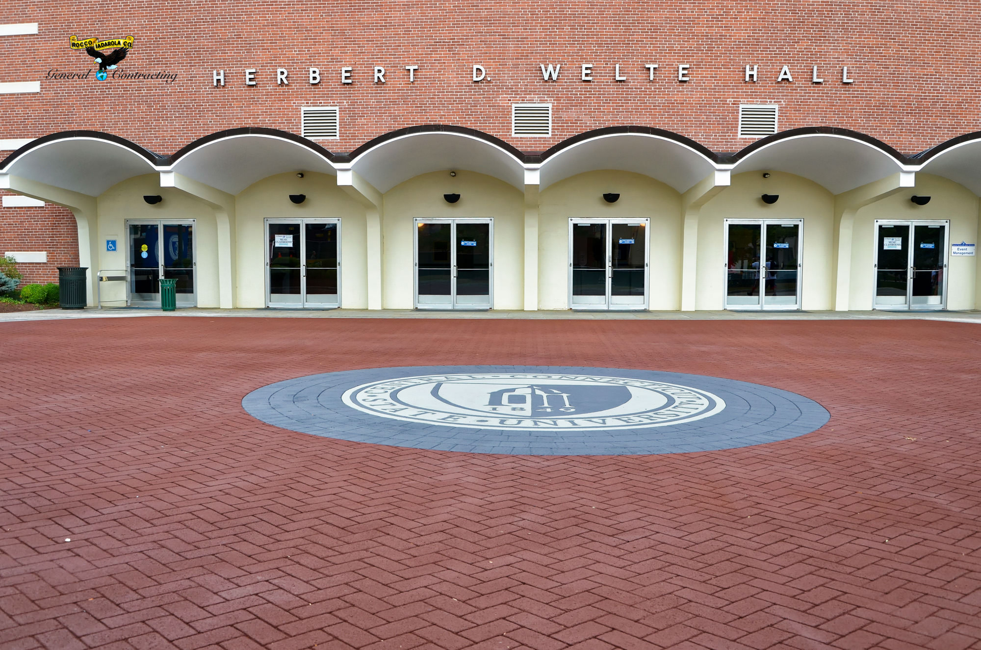 Herbert Welte Hall CCSU Central Connecticut State University Rocco Iadarola Asphalting-108.jpg