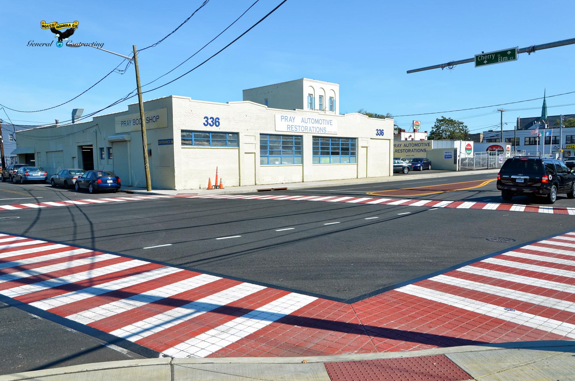 Stamford Connecticut Intersection Crossroads Rocco Iadarola Asphalting-121.jpg