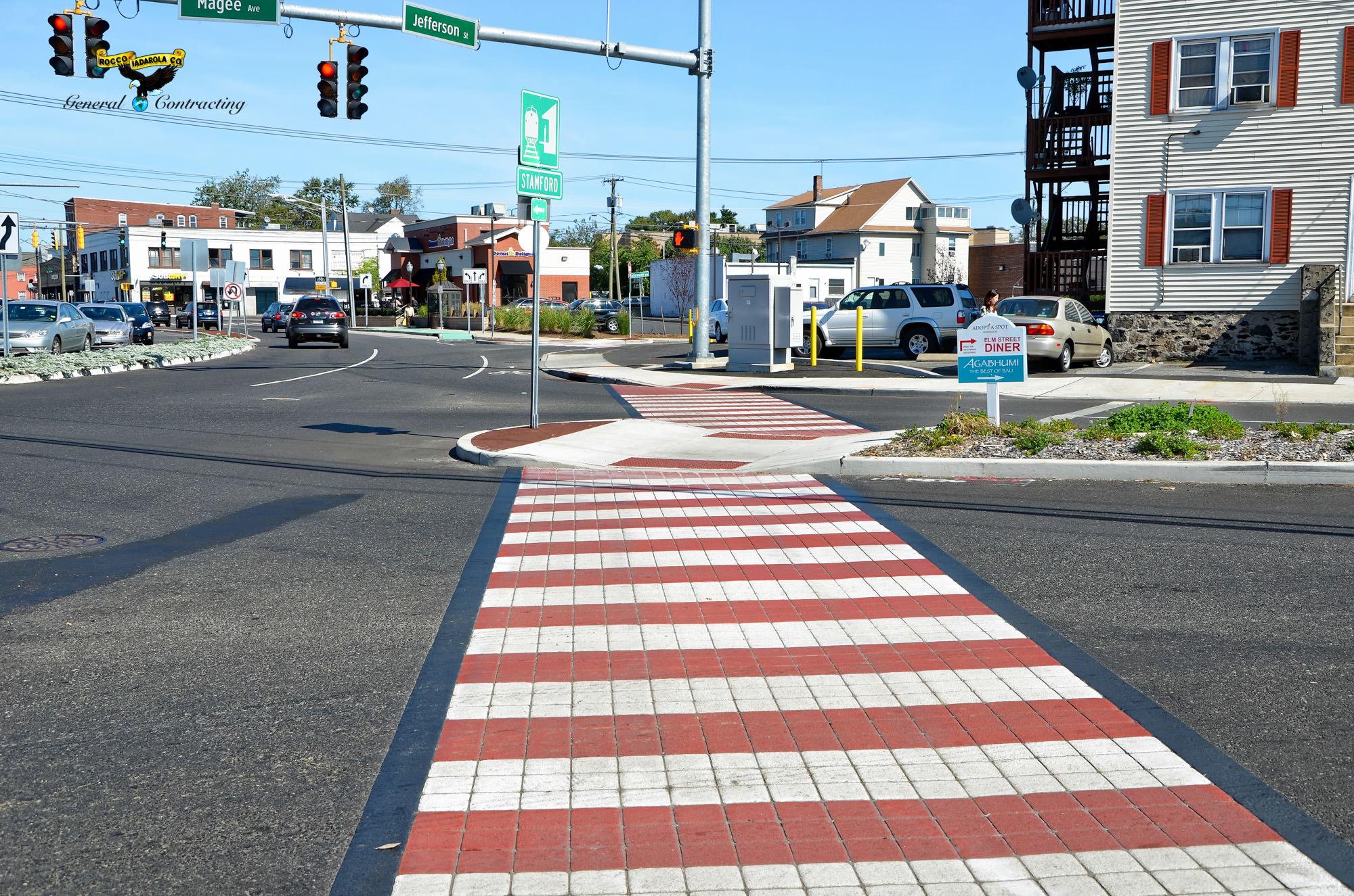 Stamford Connecticut Intersection Crossroads Rocco Iadarola Asphalting-125.jpg