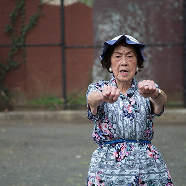 Meet the Kung Fu Master Poa Shen at today's launch of Moving-Stories.org @mannycantornyc at 2pm. @lmcc_nyc @nyculturalaffairs #invisiblecity #lesmonth #olderamericansmonth #storytelling