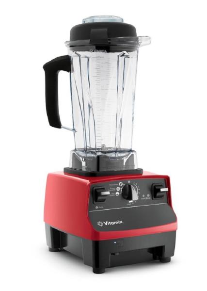 Vitamix Standard Programs Blender, Red (Certified Refurbished)