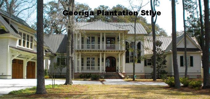 Georgia plantation