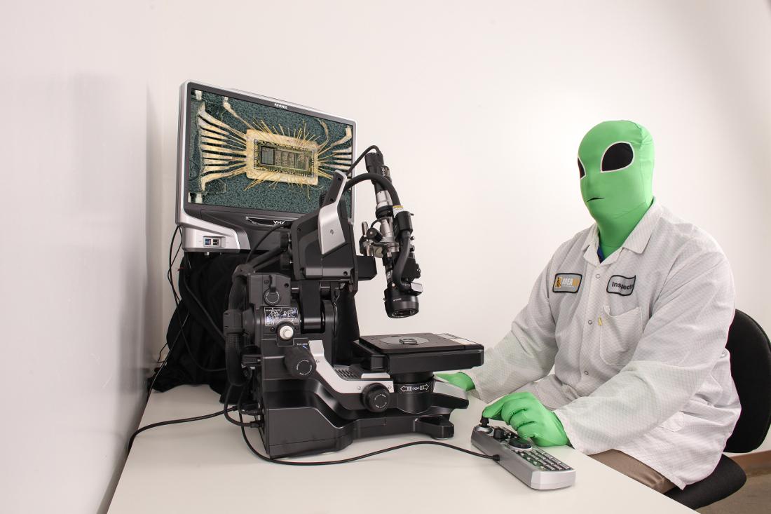 Keyence Digital Microscope VHX-5000