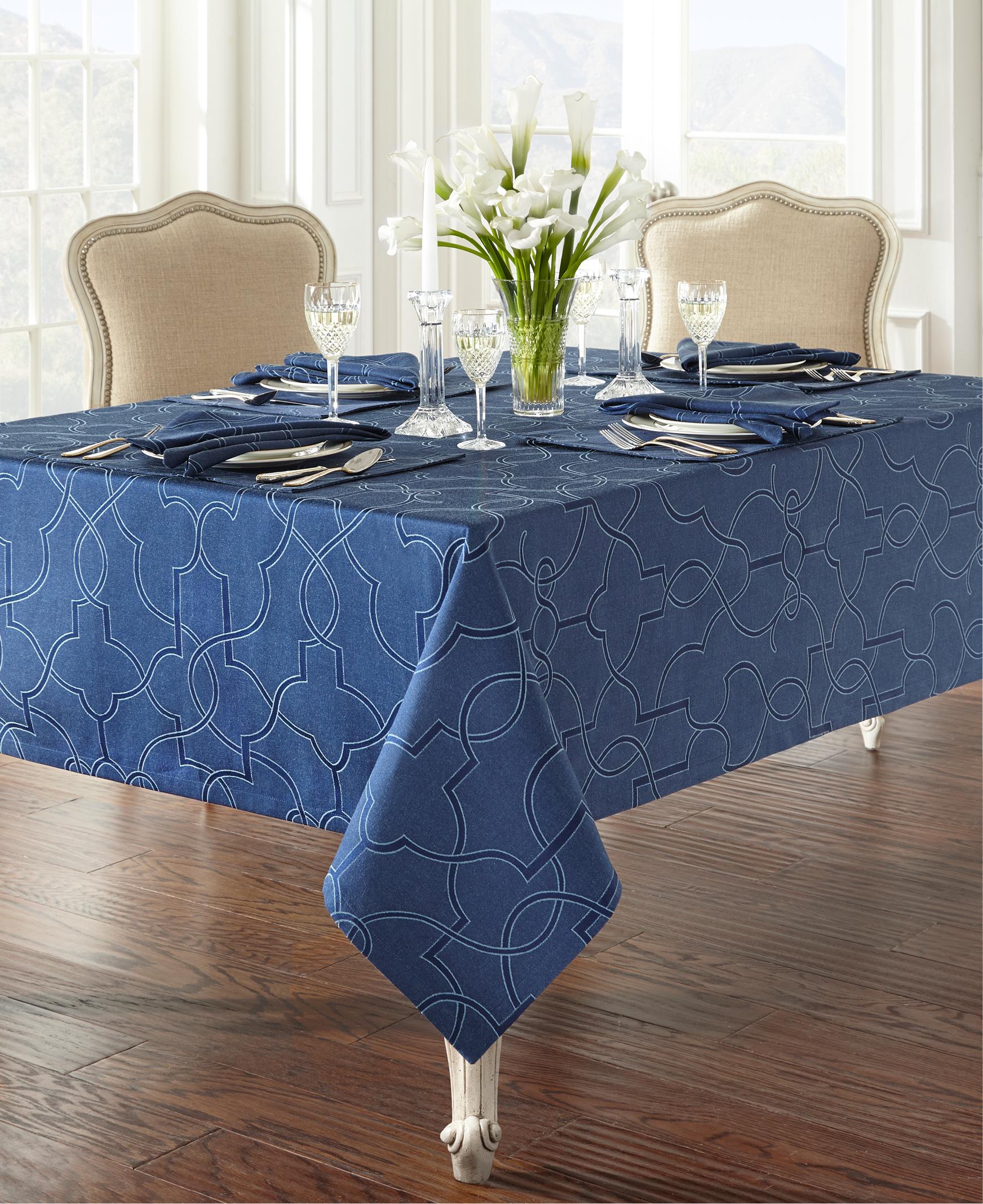 Marilla Navy Table
