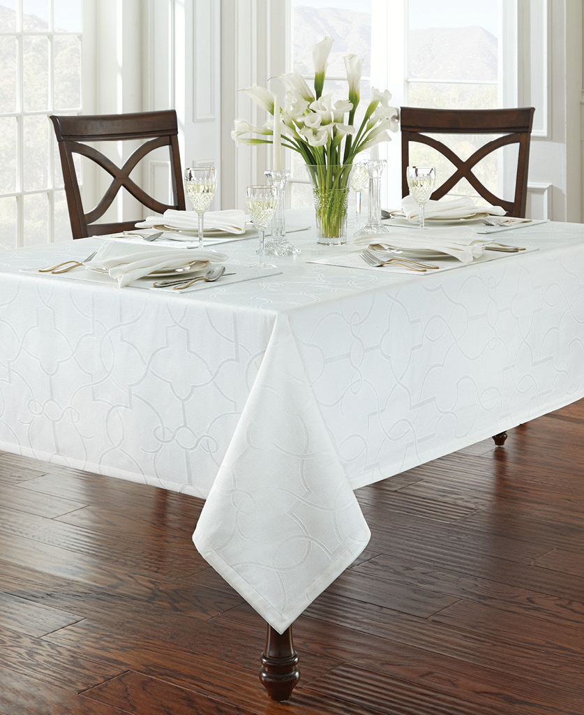 Waterford Marilla Table, in White