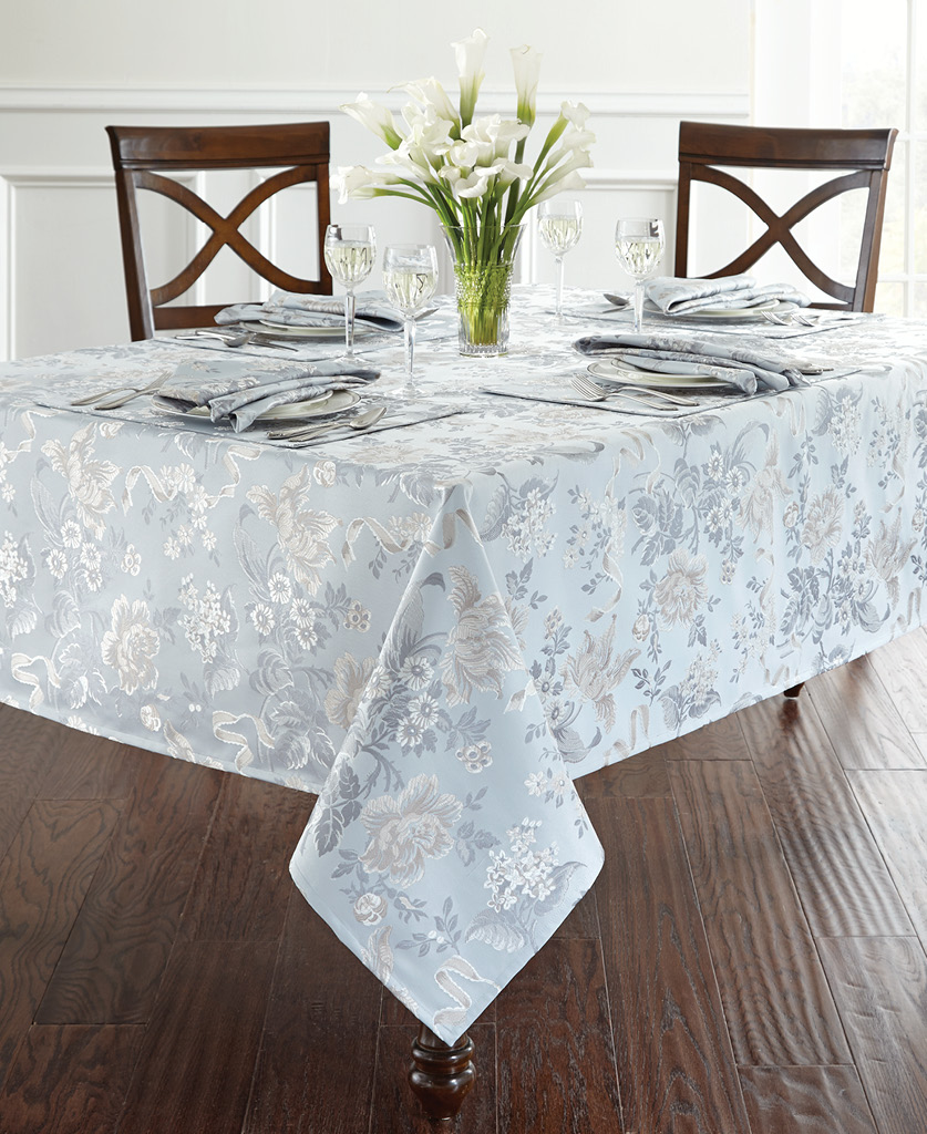 Waterford Eva Table, in Ice Blue