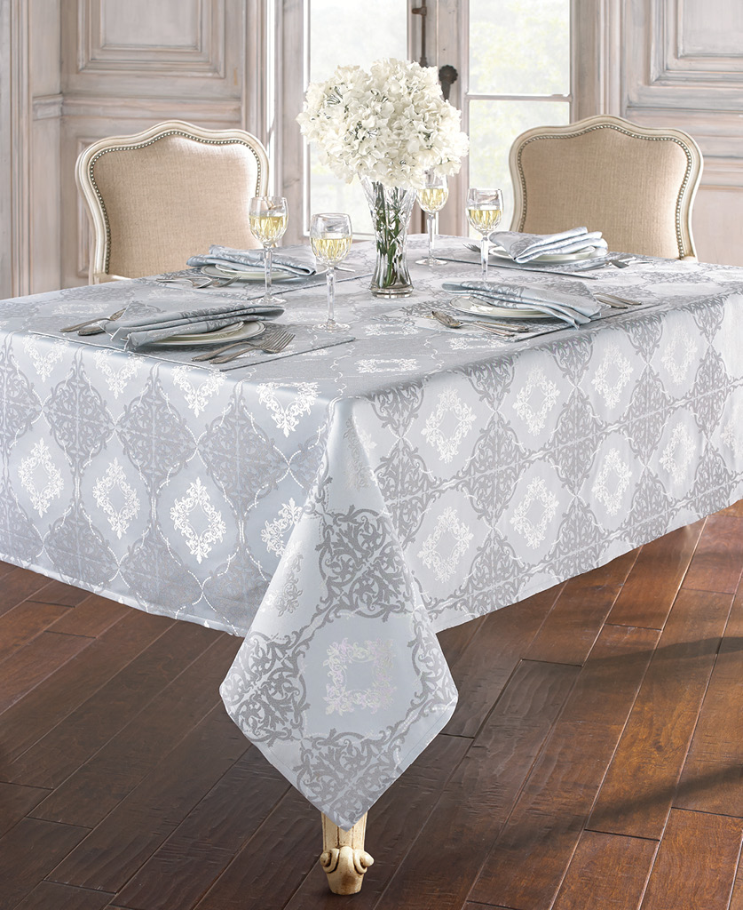 Waterford Valentina Table, in Sky Blue