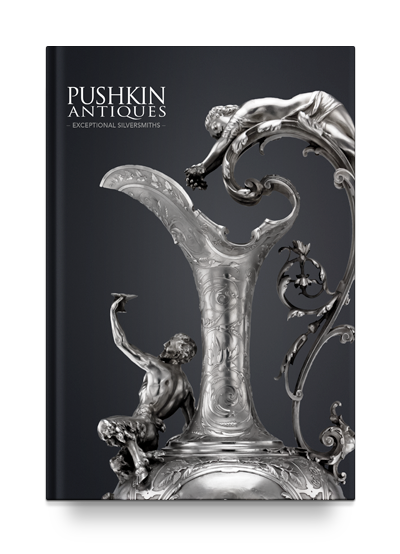 Pushkin Antiques Exceptional Silversmiths - 2018.png