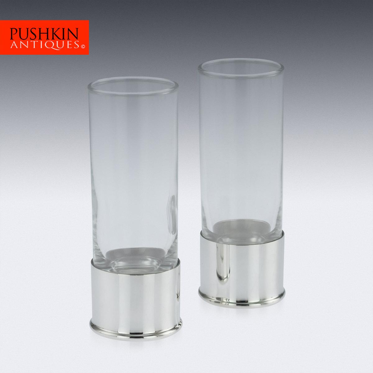 Butt Marker Twelve Shot Glasses -