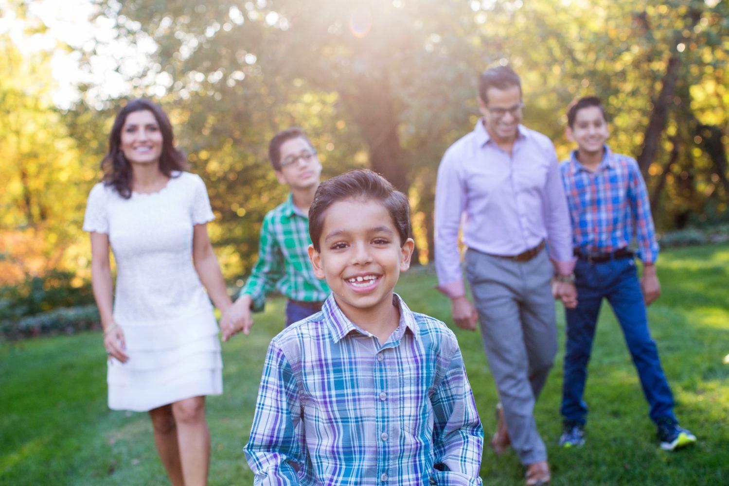 Dashti Family | October 2016