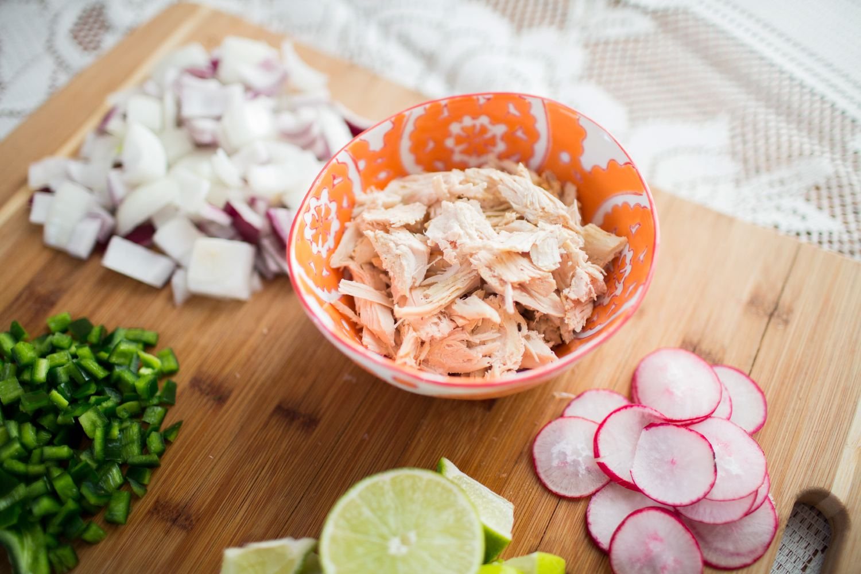Chicken Posole Soup Recipe | You've Got Flair