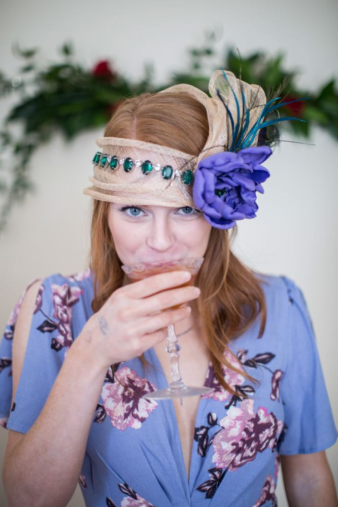 Elegant Southern Hospitality: A Derby-Inspired Photoshoot   You've Got Flair