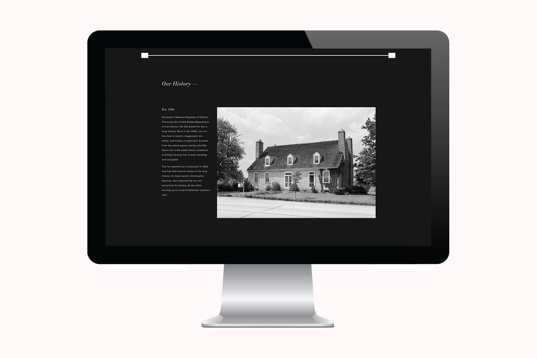 Copy of You've Got Flair | Websites | Eleanor Hamilton's Old Stone Inn | 002