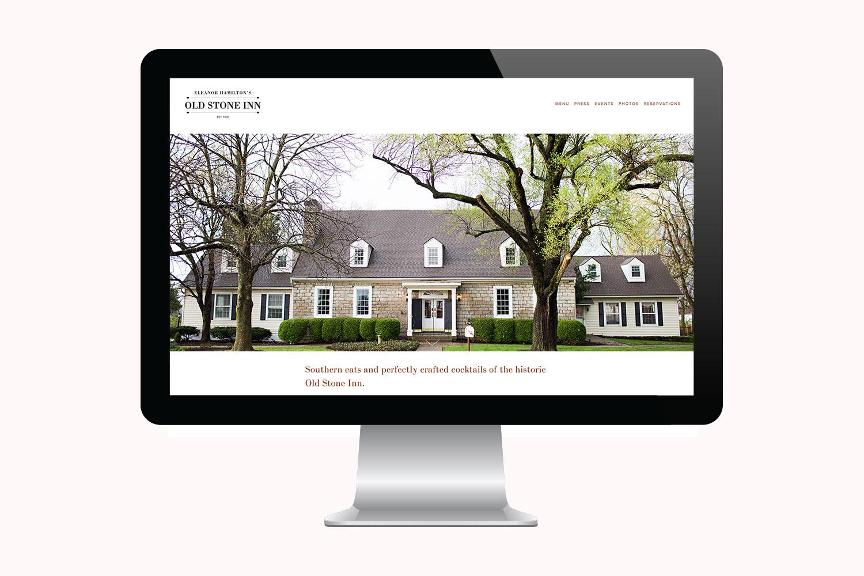 Copy of You've Got Flair | Websites | Eleanor Hamilton's Old Stone Inn | 001