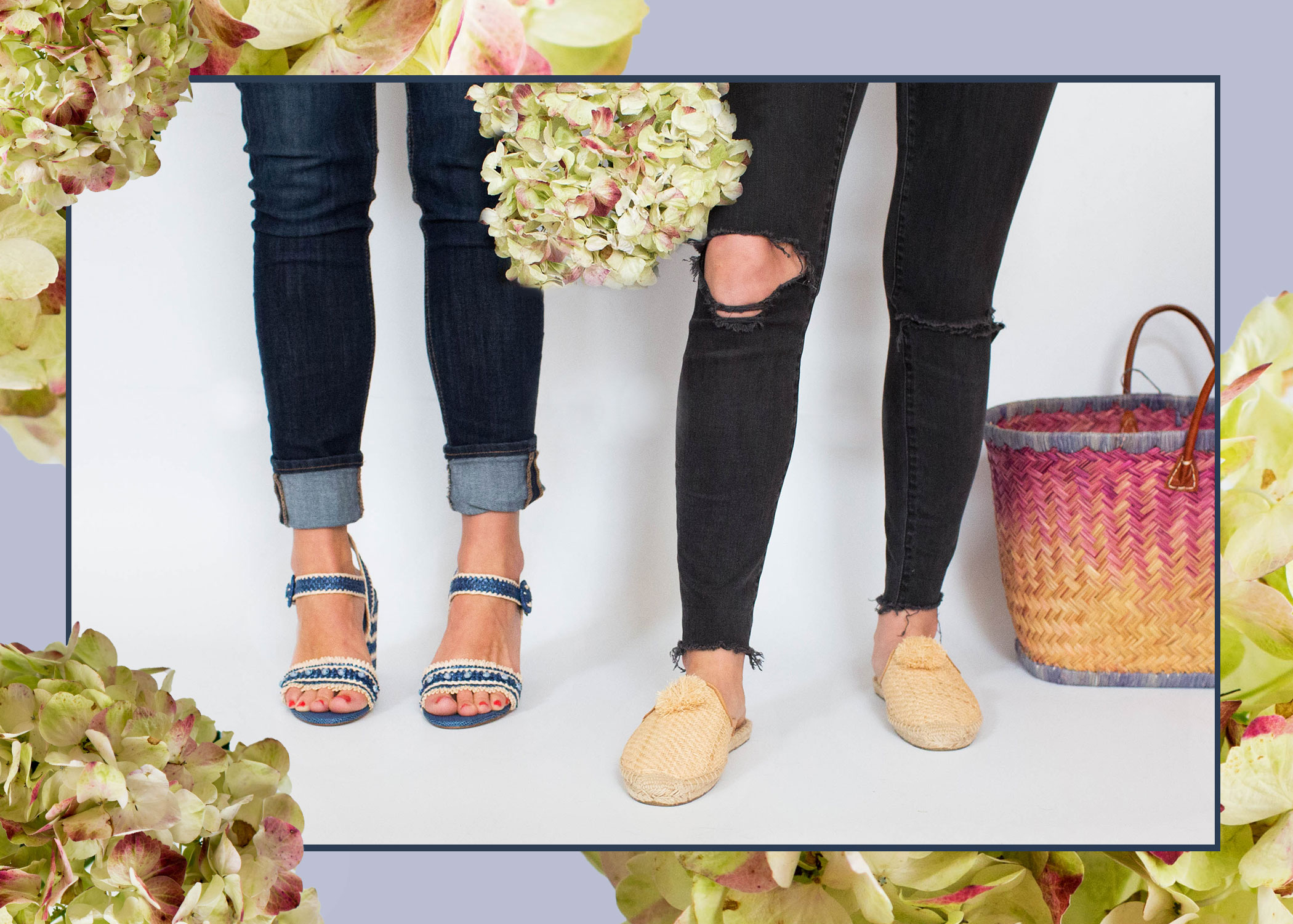 Playing Footsie with Spring | You've Got Flair
