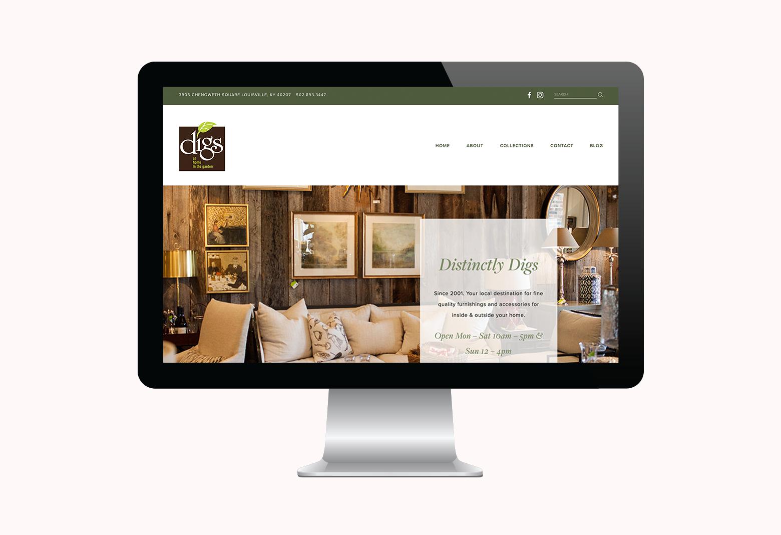 You've Got Flair | Websites | Digs Home & Garden | 002