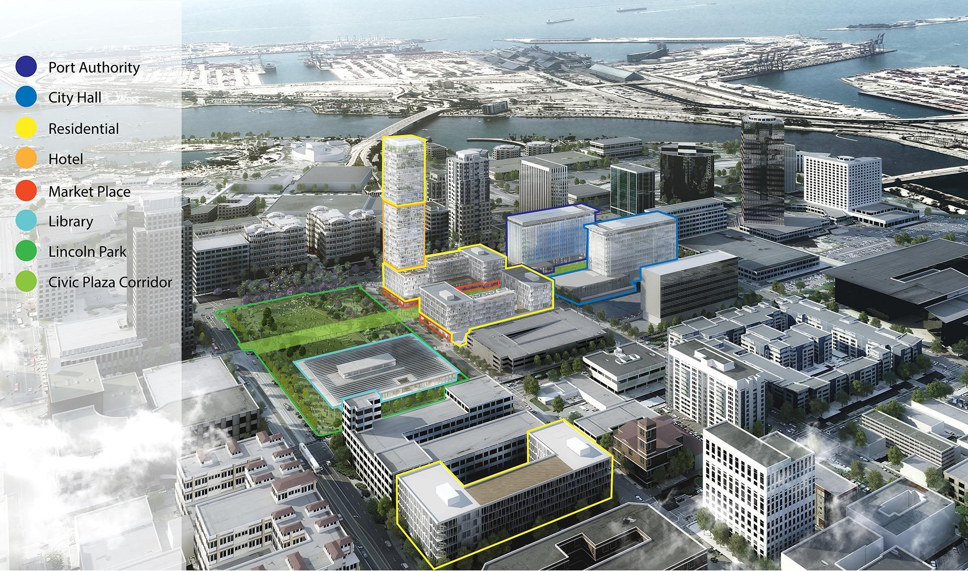 New Civic Center Design
