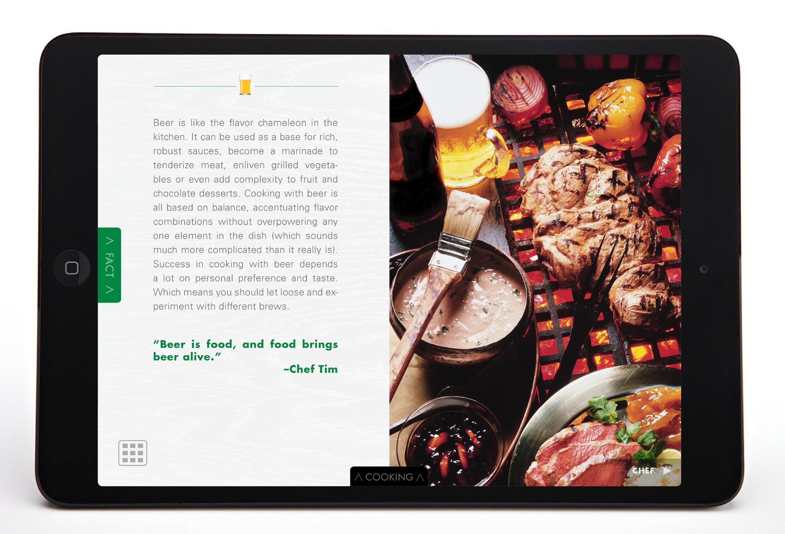 Heineken-food&beer pairing-interactive book52.jpg