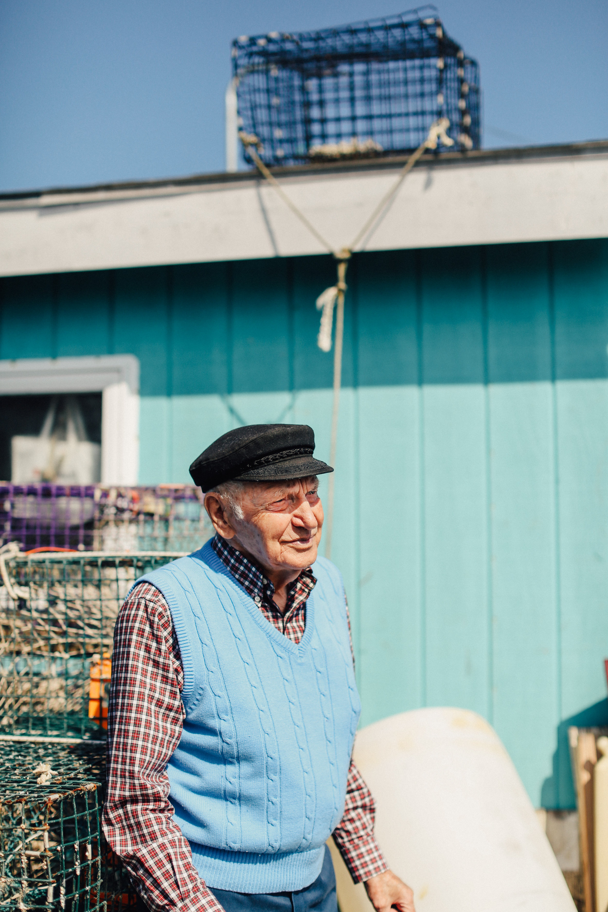 Leland Merrill on Widgery. Photo © Justin Levesque 2016
