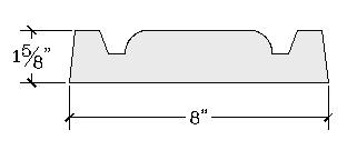 Molding 2 Profile