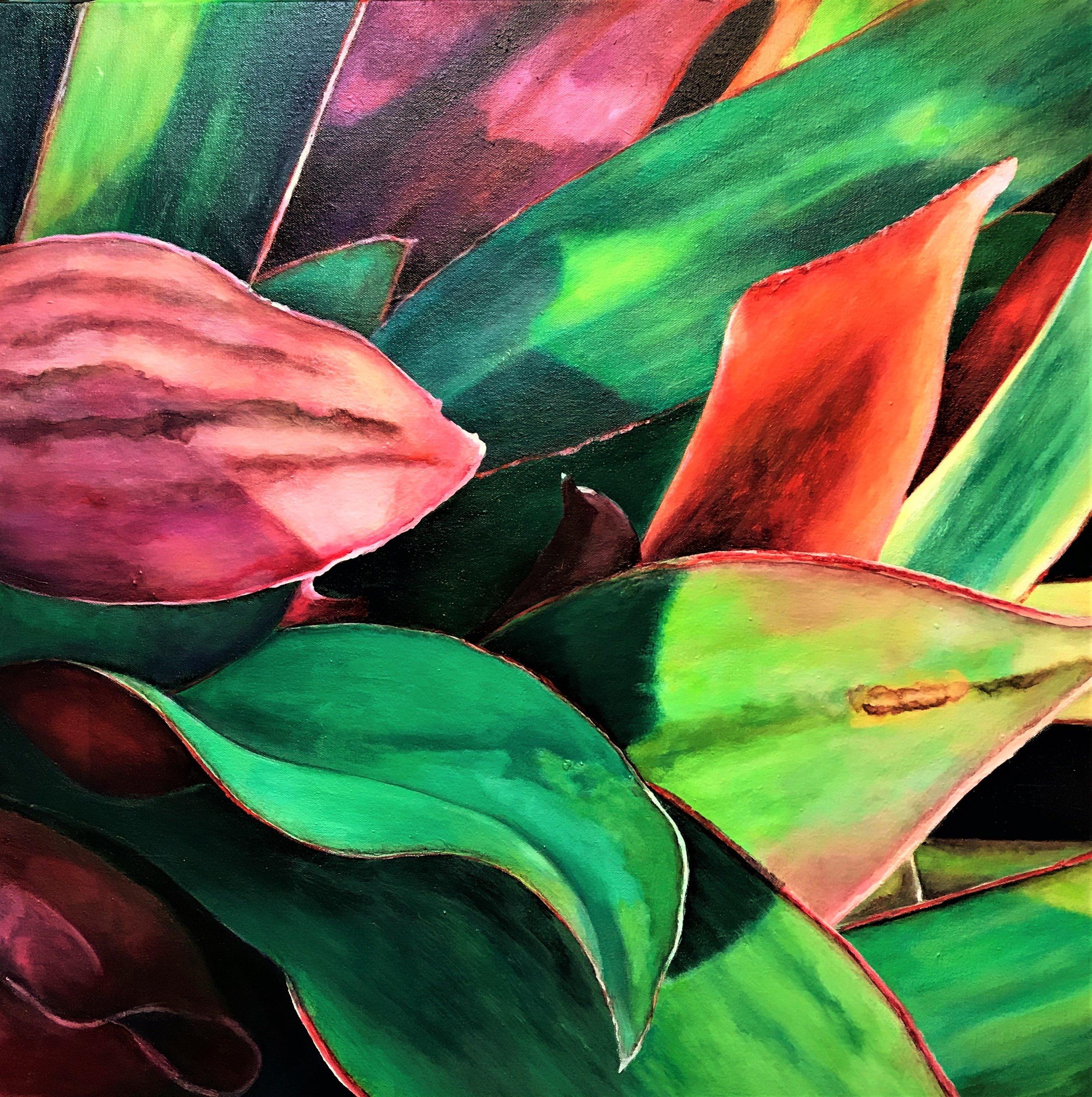 Tropical Foliage 3