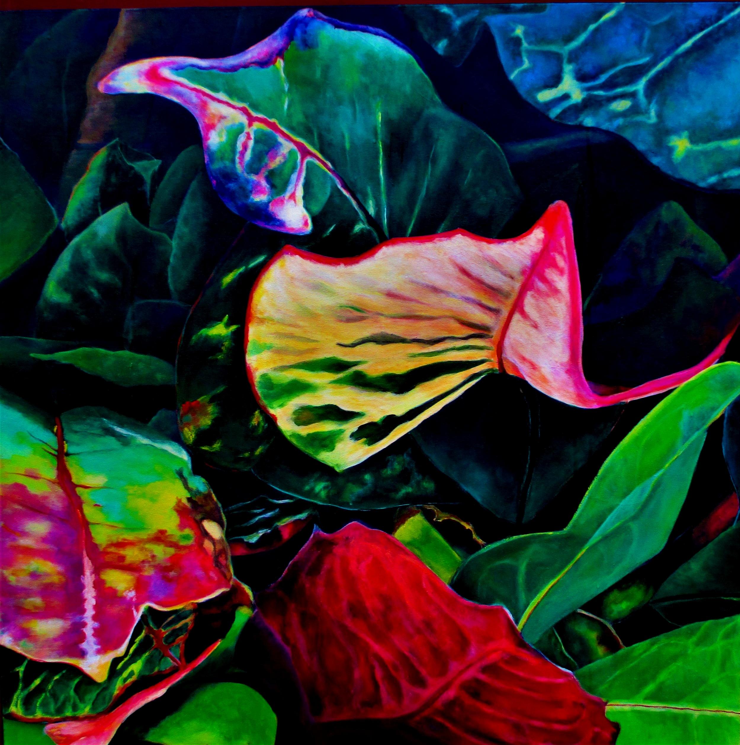 Tropical Foliage 2