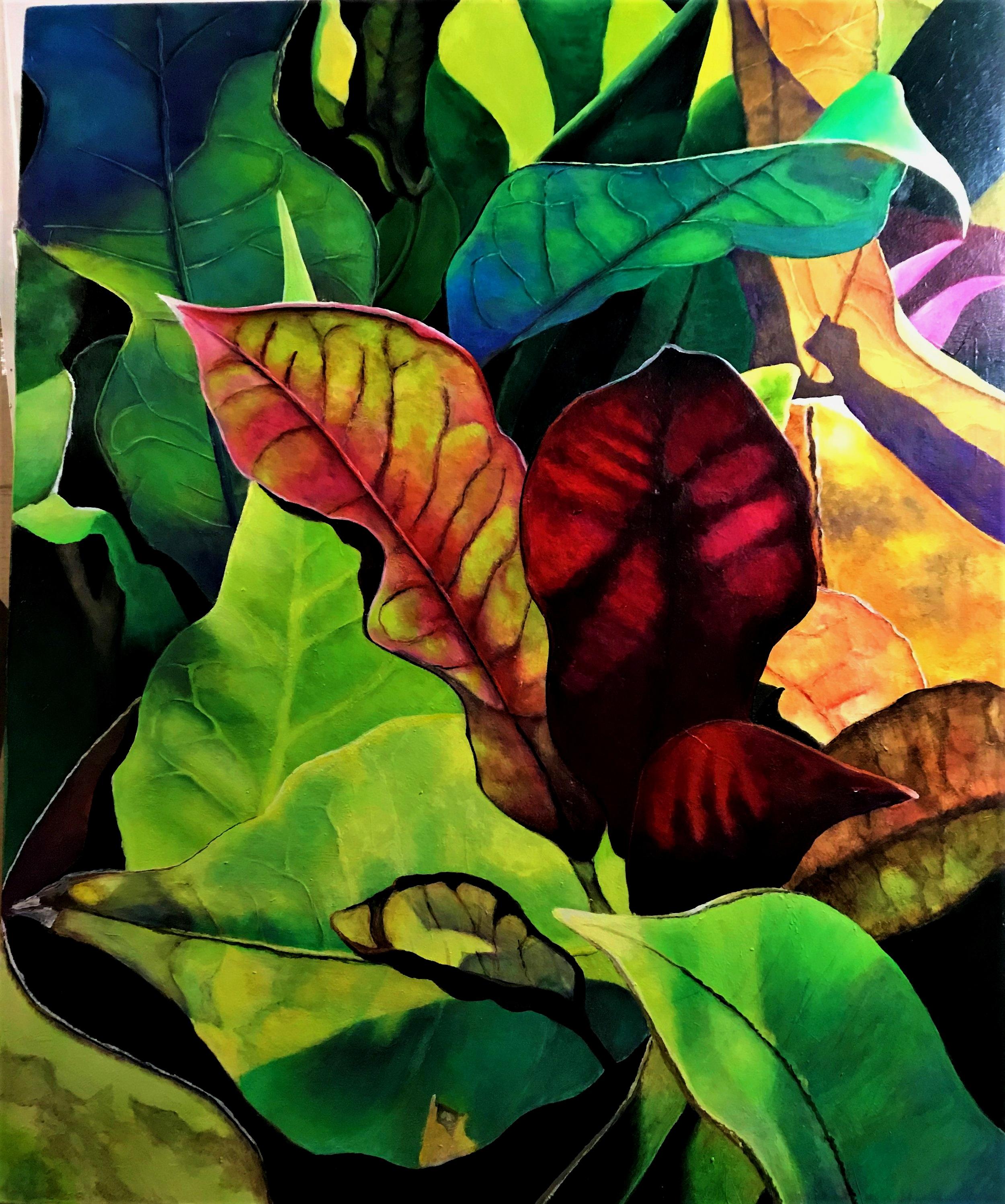 Tropical Foliage 4