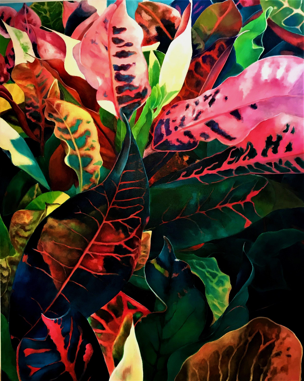Tropical Foliage 5