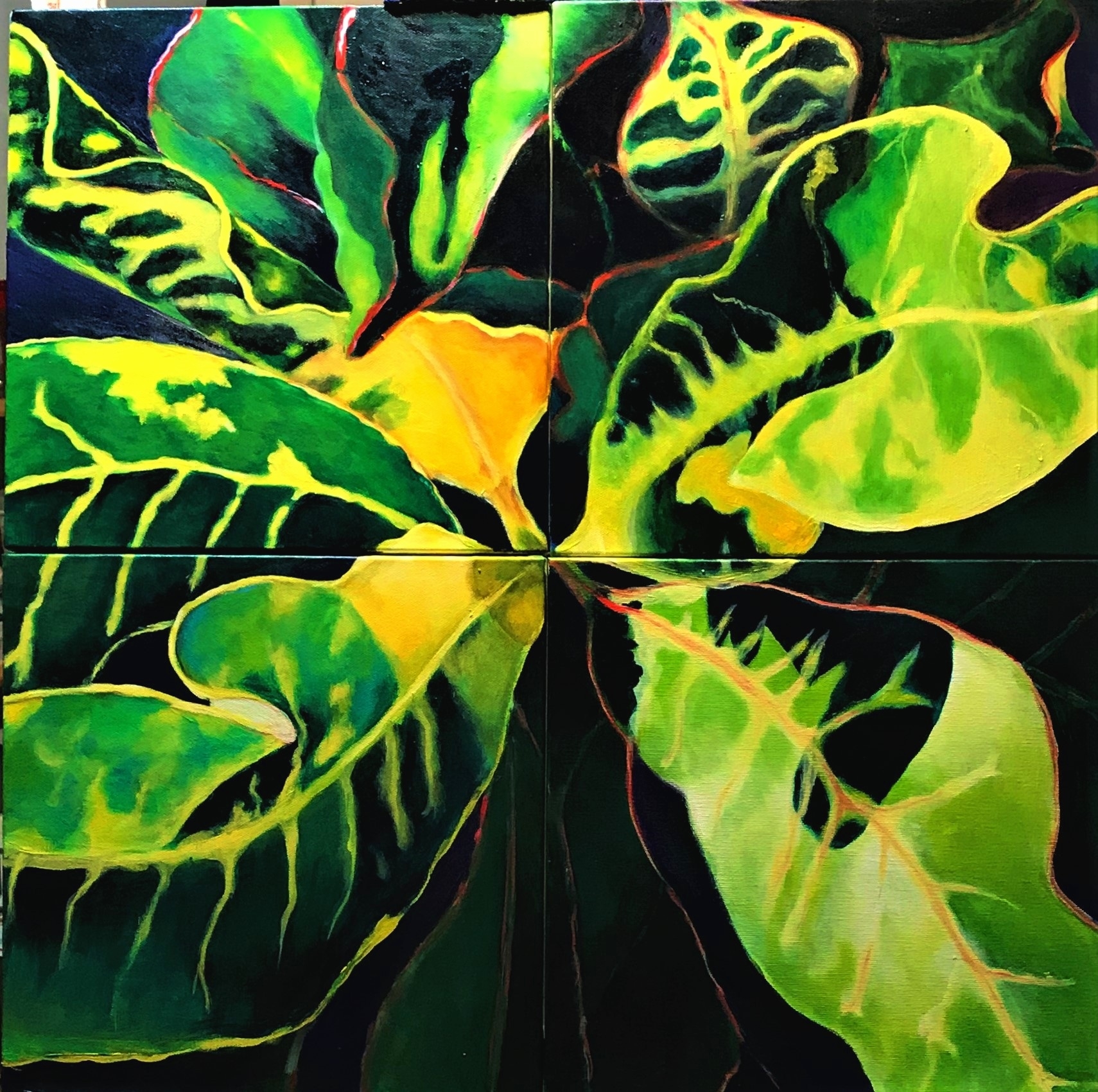 Tropical Foliage 1