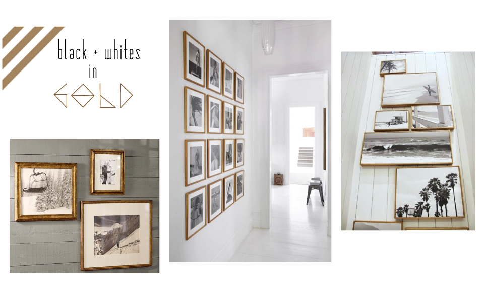 Images from left to right:  Pottery Barn        Domaine Home      Pinterest