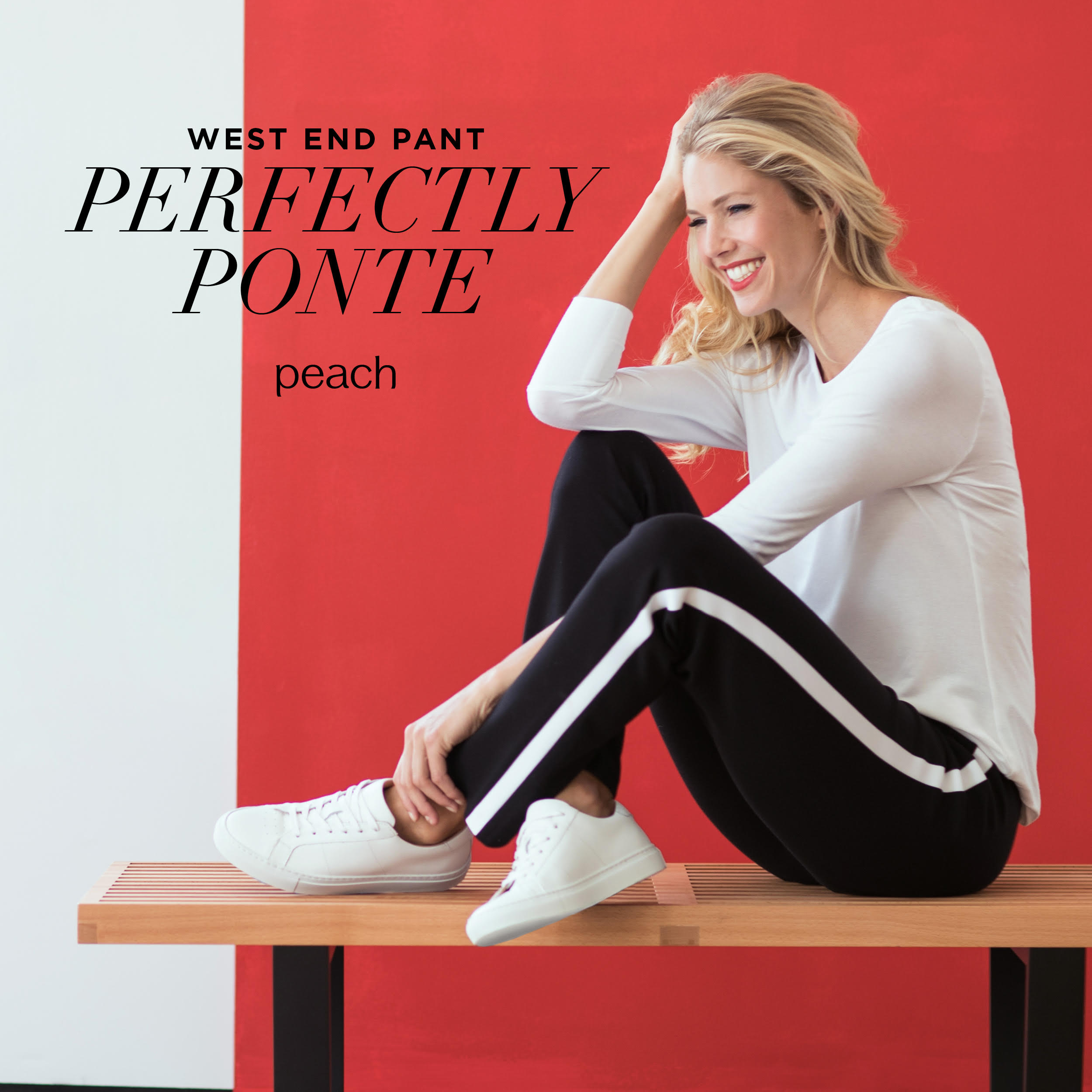 Peach - Athleisure for today's woman