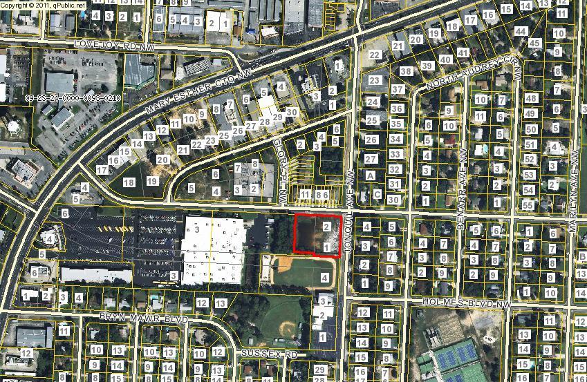 High Density Residential Lot in Fort Walton