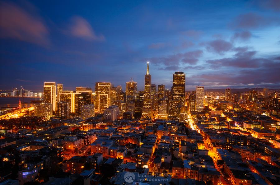 Sleepless in San Francisco