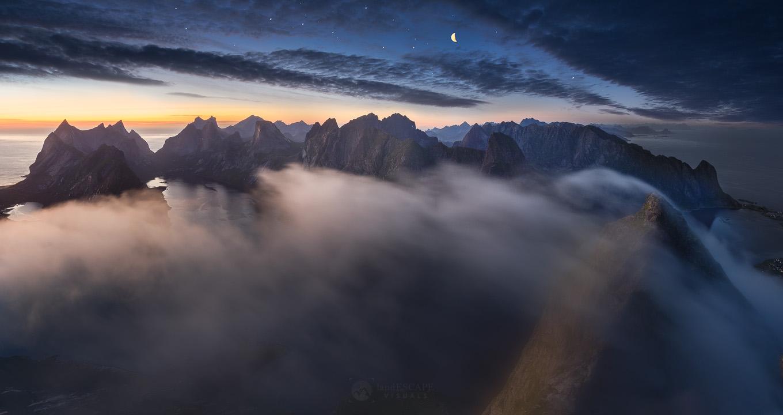 ~A Cloud Is Born~