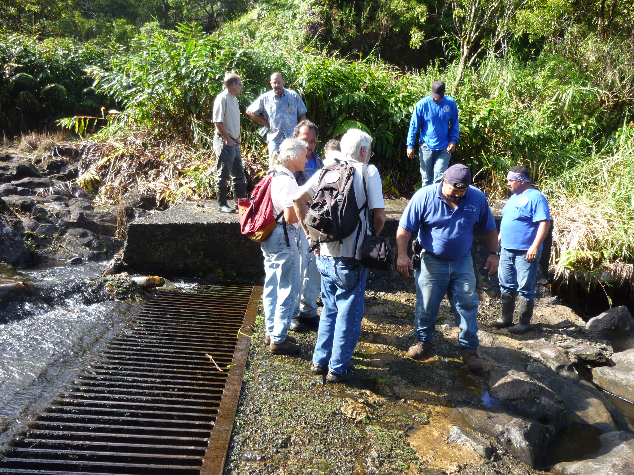 The Kula Stormwater Reclamation Study is helping to evaluate and prepare alternatives for capturing and storing stormwater for use by agricultural producers to alleviate drought impacts in the Kula region.
