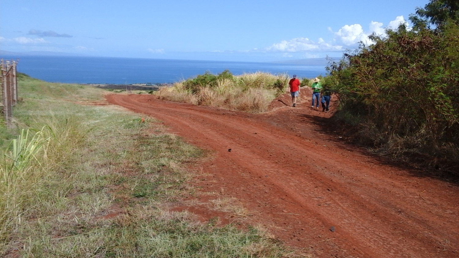 West Maui SWCD's Wahikuli-Honokowai Agricultural Road Drainage Improvement Project aims to improve coastal water quality and coral ecosystem function and health by reducing land-based pollution.