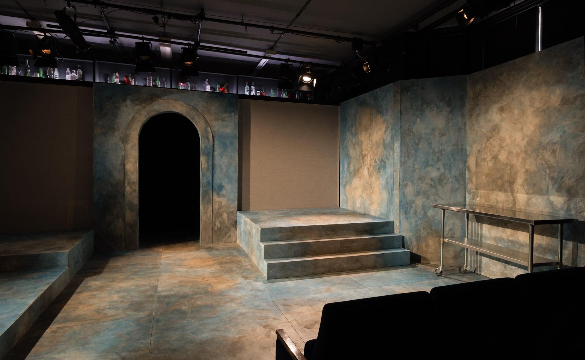The Healing, Omnibus Theatre