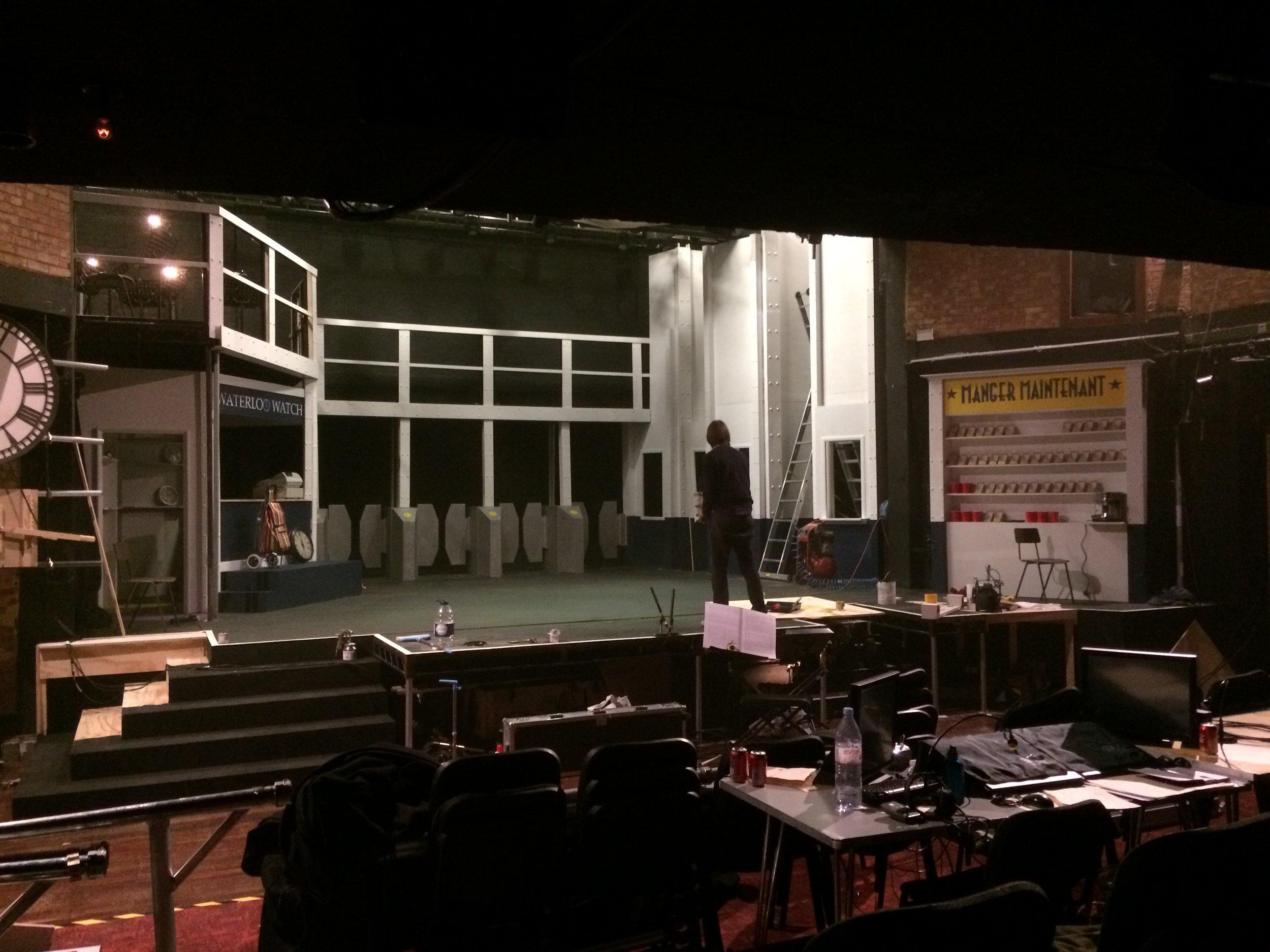 Poska Theatre