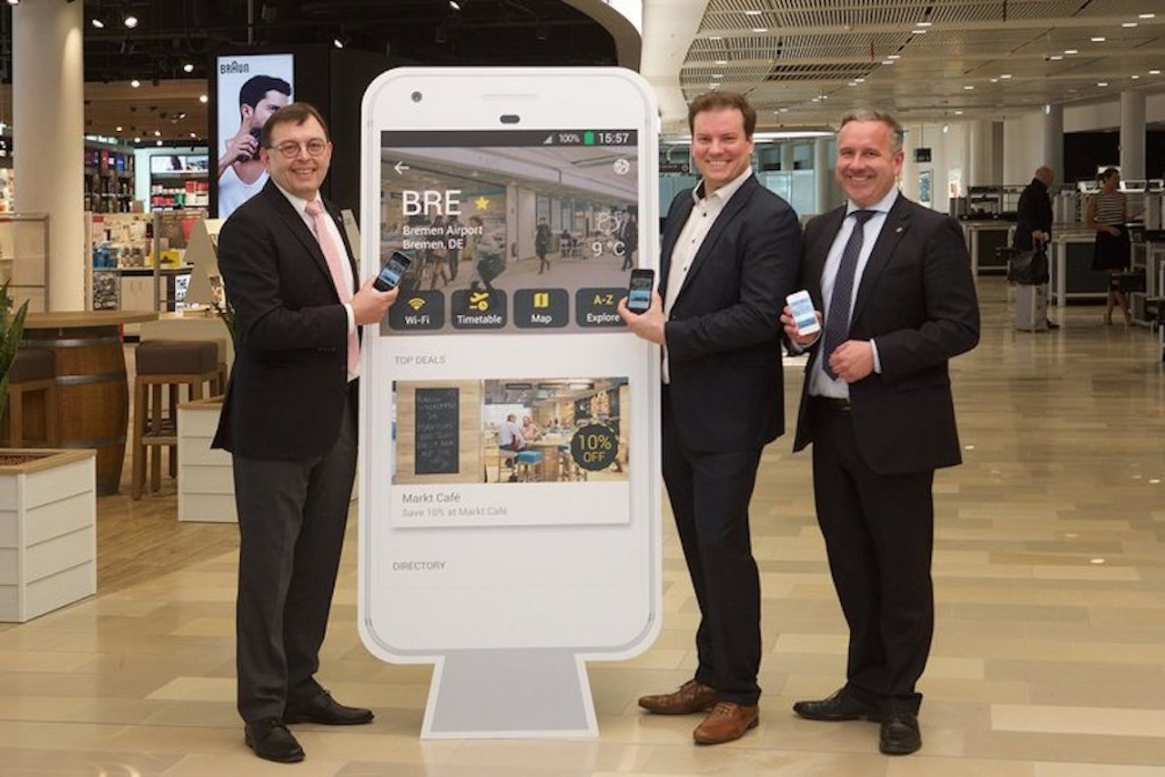 Bremen Airport joins FLIO.