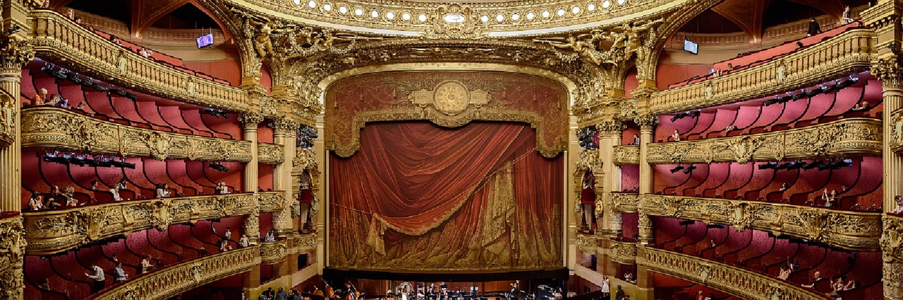 Palais Garnier , Opera House, Paris